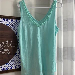 BNWOT Lilly Pulitzer sleeveless top size large